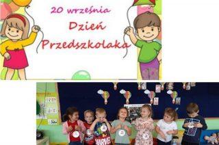Dzień przedszkolaka na sportowo