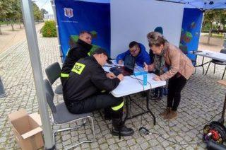 OSP Mława bezpłatnie wypożyczy czujnik tlenku węgla