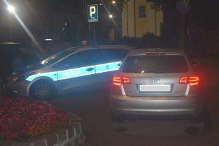 Pijany kierowca próbował uciec przed patrolem, drugi sam wpadł w ręce policjantów
