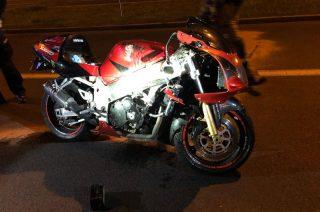 Ciechanów. Zginął 24-letni motocyklista