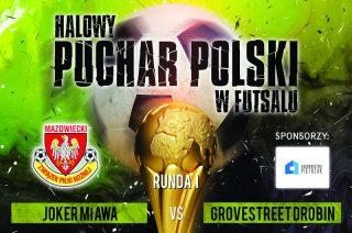 Puchar Polski w Futsalu w Mławie!