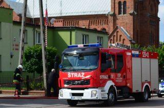 Gmina Wieczfnia Kościelna otrzymała 540 tys zł. na strażacki wóz