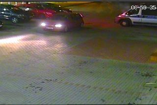 Pijany kierowca zaparkował pod samą komendą. Doczekał się reakcji