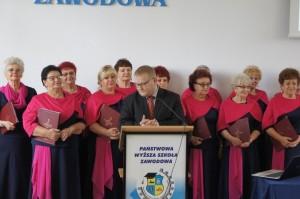 Inauguracja roku akademickiego Uniwersytetu Trzeciego Wieku - 03