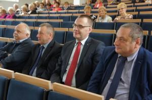 Inauguracja roku akademickiego Uniwersytetu Trzeciego Wieku - 14