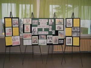 wystawa pilsudski  i kosciuszko 001